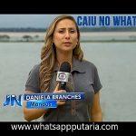 Famosa repórter Daniela Branches caiu no whatsapp transando