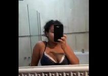 Novinha dos peitos grande caiu na net