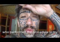 Brasileiro escroto tatuado comendo novinha de 18